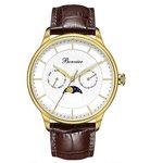 Bonvier Roma White Gold Maanfase Horlogewatch.nl