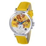 Van Gogh Swiss Watch C-SLLV-14 De Zonnebloemen Horlogewatch.nl