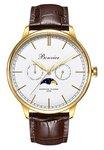 Bonvier Cavour White Gold BW029 Horlogewatch.nl
