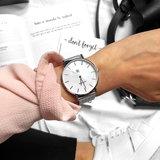 Paul Rich Beverly Silver Mesh Glam Horlogewatch.nl