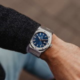 PPaul Rich Barons Blue Signature Ocean Blue Horlogewatch.nl