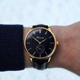 Bonvier Navona Black Gold BW019 Horlogewatch.nl