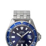Detomaso San Remo Silver Blue DT1025-H Automaat Horlogewatch.nl
