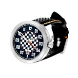 Marchand Black And Orange Automatic Legacy Horlogewatch.nl