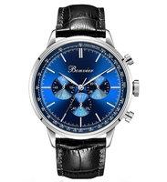 Bonvier Milano Blue/S (41 mm)