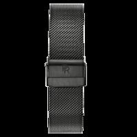 Paul Rich Horlogeband Hamptons Black Mesh 20 mm
