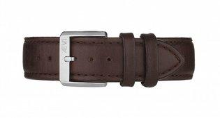 Aevi Chocolate Brown Horlogeband
