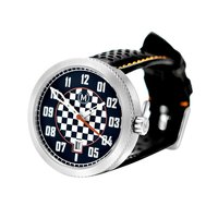 Marchand Black And Orange Automatic Legacy