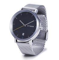 Hygge 2203 Silver Black MSM2203C(CH)