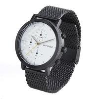 Hygge 2204 Black / Silver MSM2204BC(CH) Chronograph