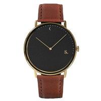 Sandell Night Signature - Brown Leather