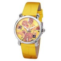 Van Gogh Swiss Watch Lady 13Y - Yellow
