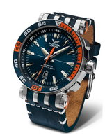 Vostok Europe Energia Rocket Steel Automatic NH35A-575A279