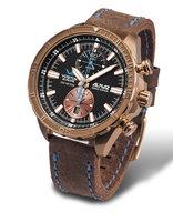 Vostok Europe Almaz Chronograph Bronze 6S11-320O266