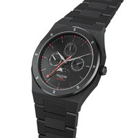 Valuchi Lunar Calendar Gunmetal Black
