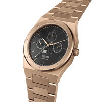 Valuchi Lunar Calendar Metal Rose Gold