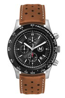 Marchand Esses GT Chronograph Tan Strap
