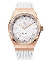 Paul Rich Heart Of The Ocean - White Rose Gold