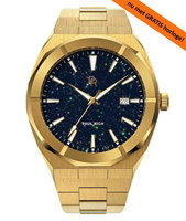 Paul Rich Star Dust Gold Automatic