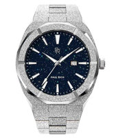 Paul Rich Frosted Star Dust Silver Automatic 45 mm