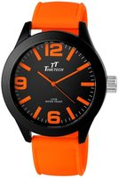 Timetech Herenhorloge XXL Oranje