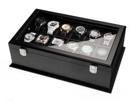 Detomaso Horlogebox WB-380 Black