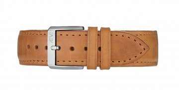 Aevi Cognac Brown Horlogeband
