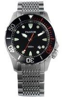 Pantor Watch Seahorse Black Bezel