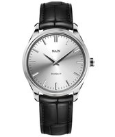 Maen Watch Brooklyn 39 - Ice Grey