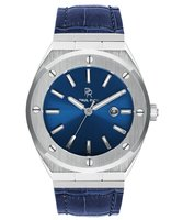 Paul Rich Deep Dive Ocean Blue Leather