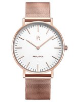 Paul Rich Monaco Rose Gold Mesh