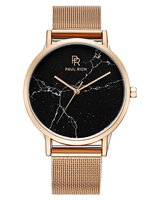 Paul Rich Rome Black Rose Gold - Mesh