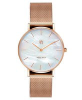 Paul Rich Beverly Rose Gold Mesh