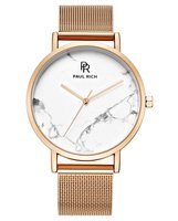 Paul Rich Rome White Rose Gold - Mesh