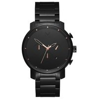 MVMT Chrono Black Rose 45mm D­-MC01-­BBRG