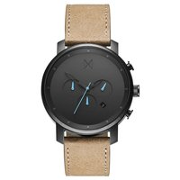 MVMT Chrono Gunmetal Sandstone 45mm D-MC01GML