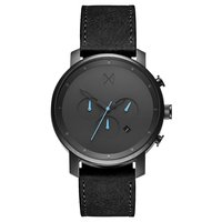 MVMT Chrono Gunmetal Black 45mm D-MC01-GUBL