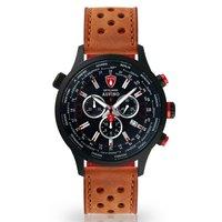 Detomaso Aurino Black Black DT1061-A-839