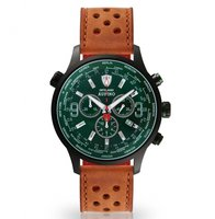 Detomaso Aurino Black Racing Green DT1061-N-839