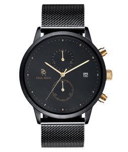 Paul Rich Cosmic Black Gold Horlogewatch.nl korting