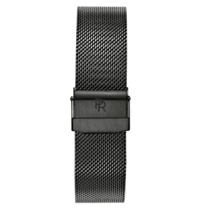 Paul Rich Horlogeband Hamptons Black Mesh 20 mm Horlogewatch.nl