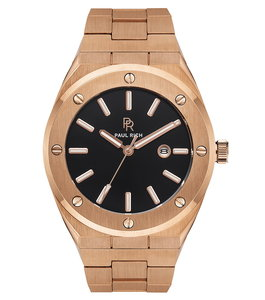 Paul Rich Ambassador's Rose Steel Signature Horlogewatch.nl