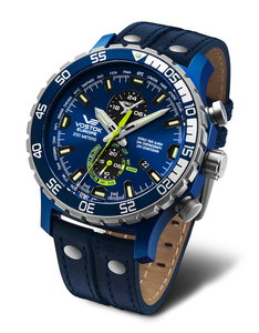 Vostok Europe Expedition Everest Underground Multifunction YM8J-597E546 Horlogewatch.nl