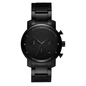 MVMT Chrono Black Link 40mm D-MC02-BB Horlogewatch.nl