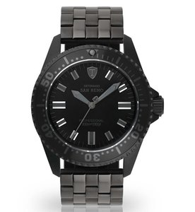 Detomaso San Remo Black Black DT1025-N Horlogewatch.nl