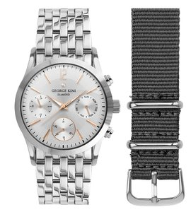 George Kini Queen GK.36.10.1S.1S.5.S.0 Horlogewatch.nl