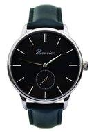 Bonvier Navona Black Silver BW024 Horlogewatch.nl