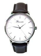 Bonvier Classic White BW006 horloge Horlogewatch.nl