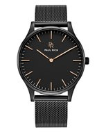 Hampton Black Rose Mesh Horlogewatch.nl