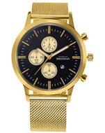 Bregman Monte Carlo BMC-042 Chronograaf Mesh Horlogewatch.nl